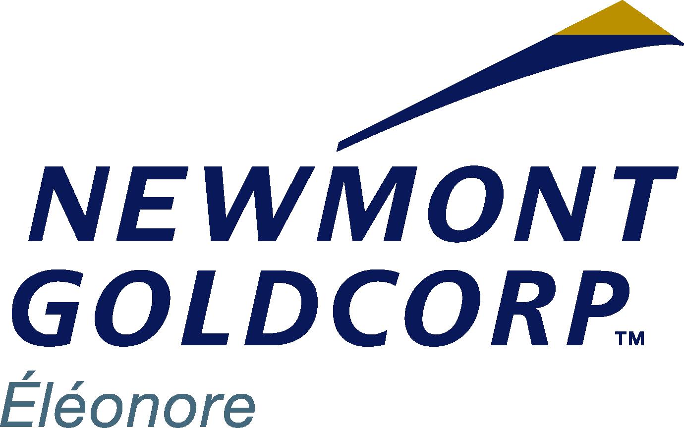 Newmont Goldcorp Éléonore